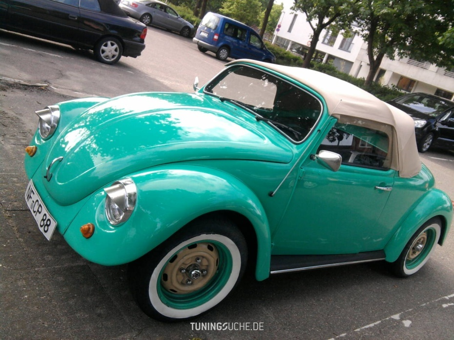 VW KAEFER Cabriolet (15) 1302.1303 1.6 Cabriolet Bild 676094