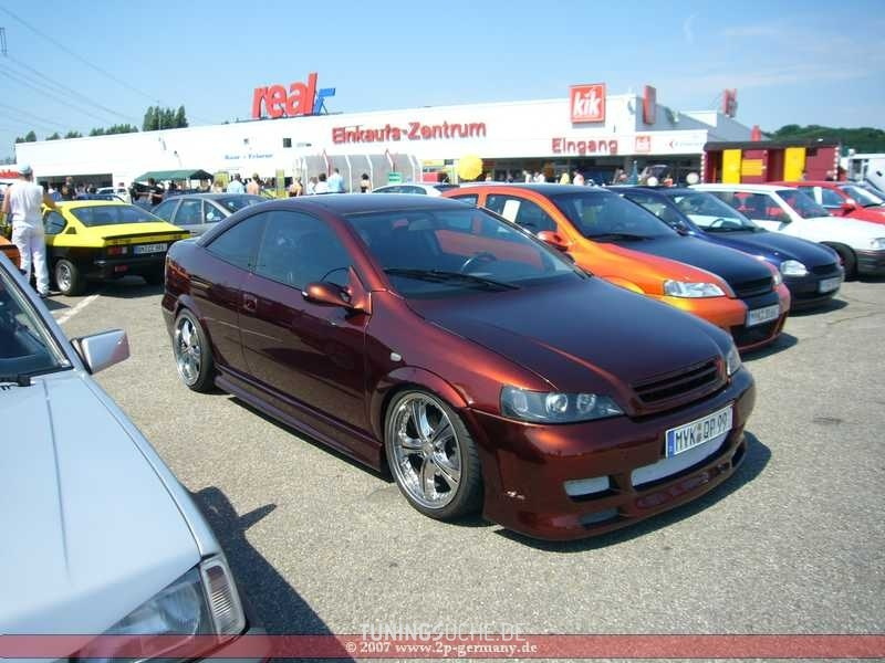 Opel ASTRA G Coupe (F07) 1.8 16V G Coupe Bild 49062