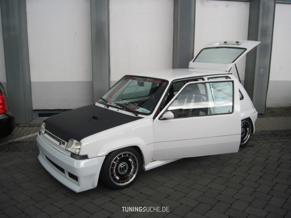 Renault SUPER 5 (B/C40) 1.7 i  Bild 682856
