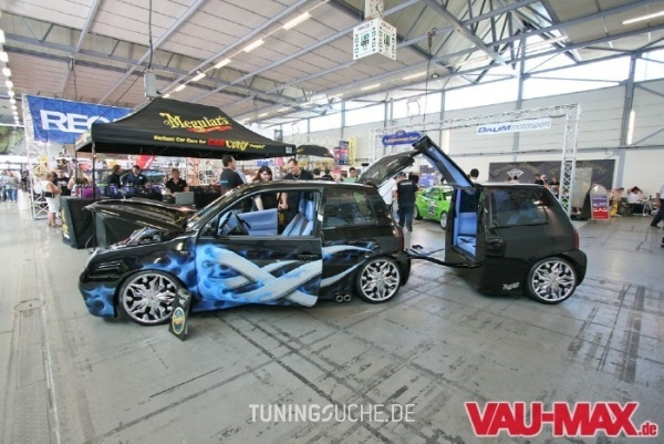 VW LUPO (6X1, 6E1)  blacklupo.de - Bild 686452