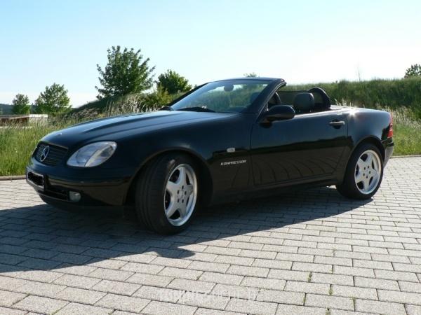Mercedes Benz SLK (R170) 10-1999 von save_t_vinyl - Bild 688022