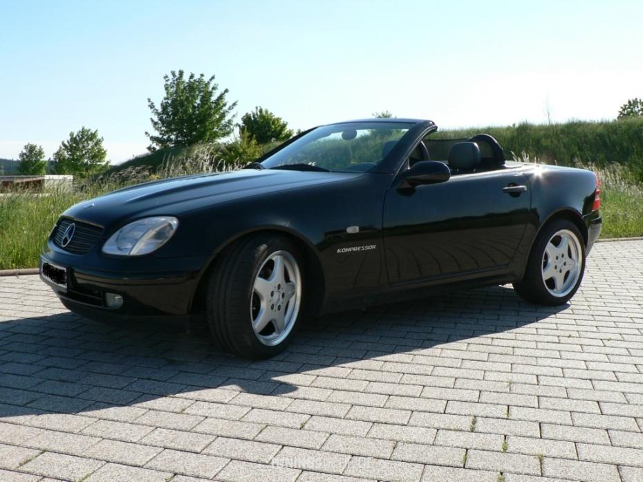 Mercedes Benz SLK (R170) 230 Kompressor  Bild 688022