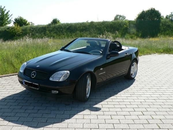 Mercedes Benz SLK (R170) 10-1999 von save_t_vinyl - Bild 688023