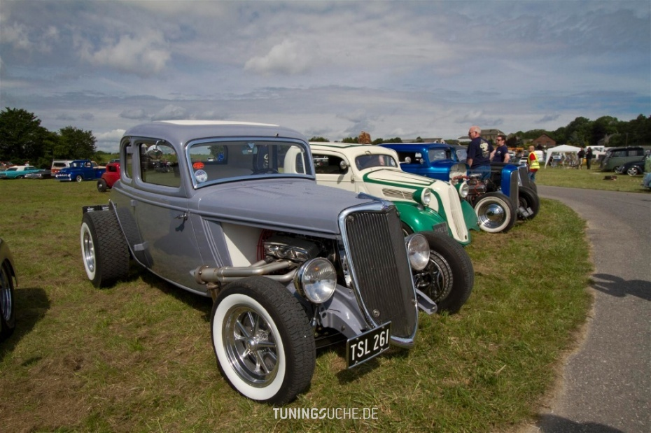 Event Reportage - 1st Hot Rod and Custom Car Show  Bild 688452