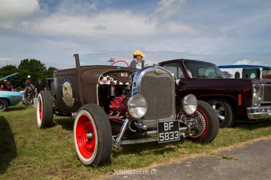 Event Reportage - 1st Hot Rod and Custom Car Show  Bild 688453