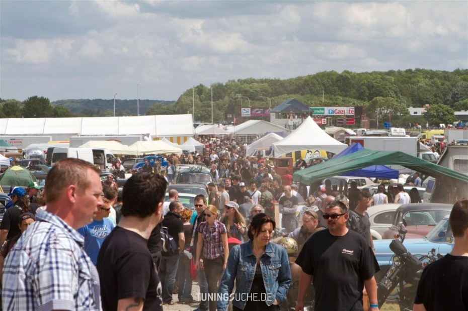 Event Reportage - 1st Hot Rod and Custom Car Show  Bild 688506