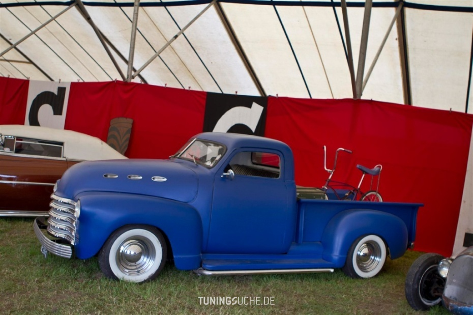 Event Reportage - 1st Hot Rod and Custom Car Show  Bild 688517