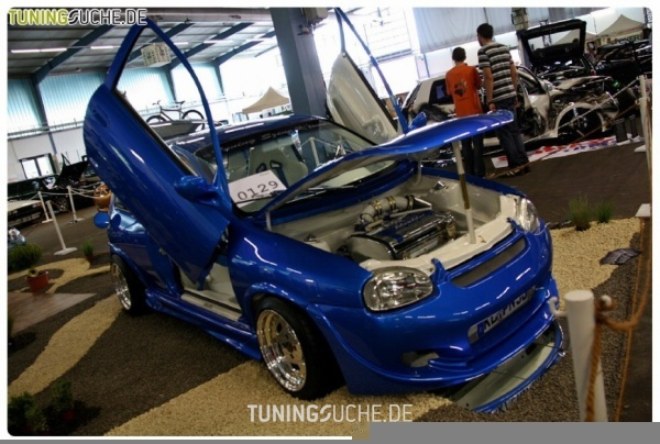 Opel CORSA B (73, 78, 79) 01-1994 von BlauBlut - Bild 691097