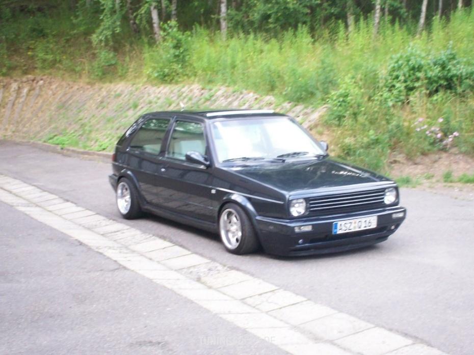 VW GOLF II (19E, 1G1) 1.8 GT Bild 691512