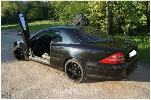 Mercedes Benz S-KLASSE Coupe (C215) CL 600 Brabus V 12 CL 600 Bild 692207