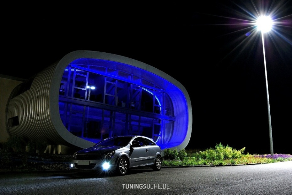Opel ASTRA H GTC 1.6 Edition Plus Bild 692652