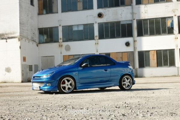 Peugeot 206 CC (2D) 03-2002 von Blaukompressor - Bild 692965