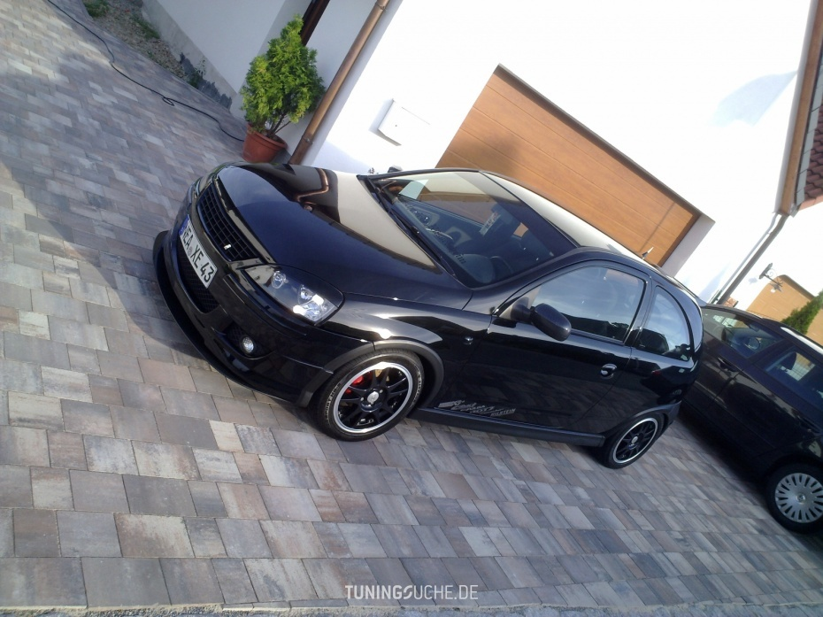 Opel CORSA C (F08, F68) 1.0 Comfort Bild 693659