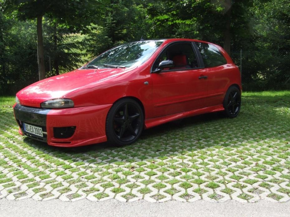 Fiat BRAVO (182) 1.6 16V  Bild 694833
