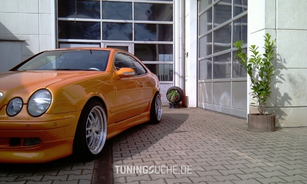 Mercedes Benz CLK (C208) 01-2000 von FINISH-Line - Bild 696873