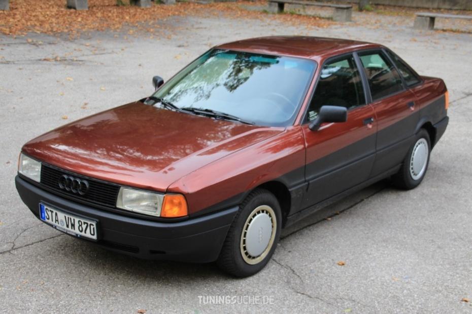 Audi 80 (89, 89Q, 8A, B3) 1.8 S  Bild 712807