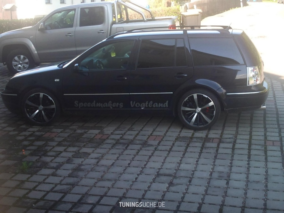 VW BORA Kombi (1J6) 1.6 FSI Special Edition Bild 715094