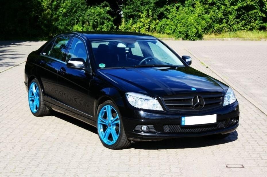 Mercedes Benz C-KLASSE (W204) C 280 Avantgarde Bild 700231
