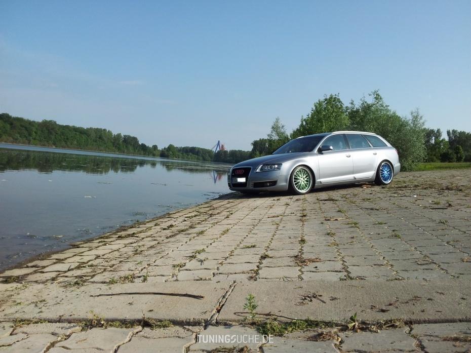 Audi A6 Avant (4F5) 3.0 TDI quattro sline Bild 702471
