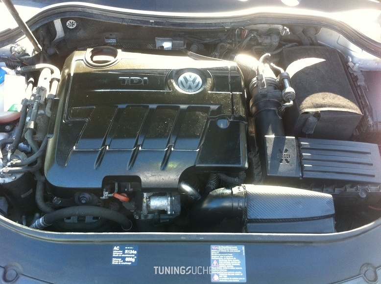 VW PASSAT (3C2) 2.0 TDI Comfortline Bild 705900