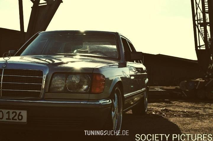 Mercedes Benz S-KLASSE (W126) 420 SE.SEL  Bild 710003