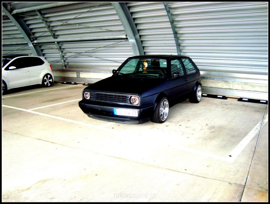 VW GOLF II (19E, 1G1) 1.8 GTI 16V GTI 16V Bild 710790