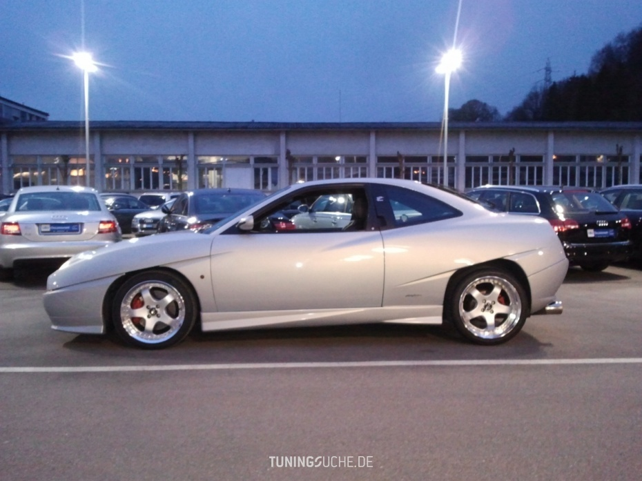 Fiat COUPE (FA/175) 2.0 20V Turbo  Bild 725998