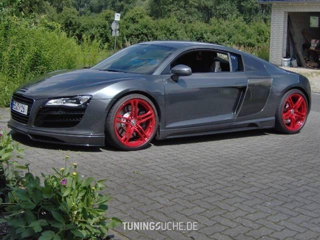 Audi R8 4.2 FSI quattro  Bild 727944