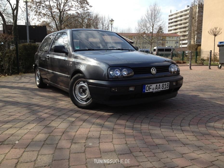 VW GOLF III (1H1) 1.4  Bild 728433