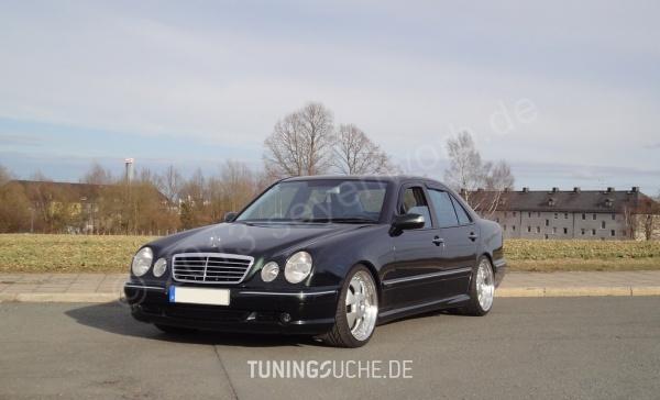Mercedes Benz E-KLASSE (W210) 07-2000 von seyenworb - Bild 730454