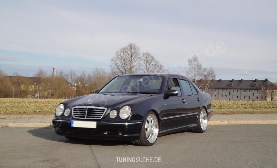 Mercedes Benz E-KLASSE (W210) E 430 AMG - Paket Bild 730454
