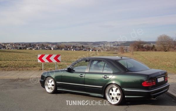 Mercedes Benz E-KLASSE (W210) 07-2000 von seyenworb - Bild 730455