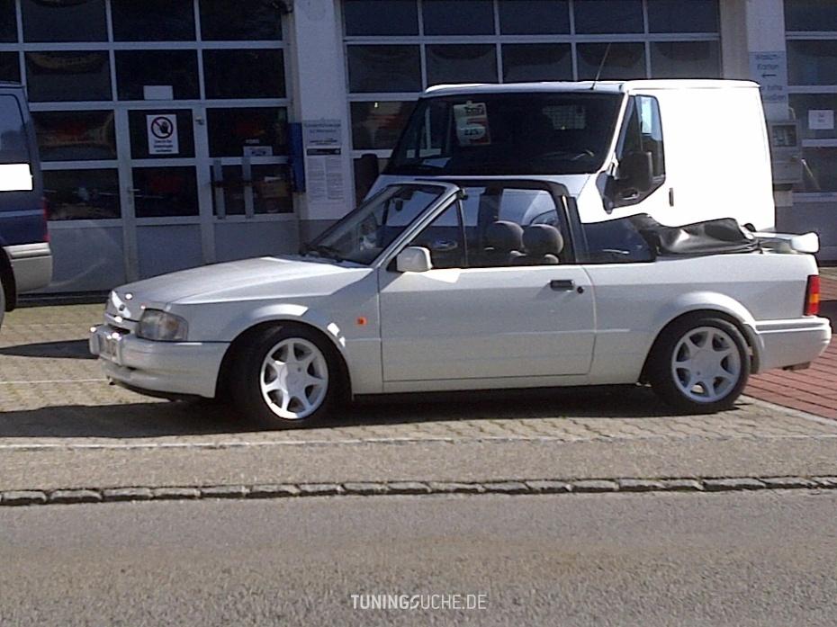 Ford ESCORT IV Cabriolet (ALF) 1.6 XR3i  Bild 730809