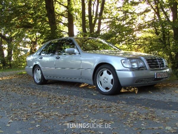 Mercedes Benz S-KLASSE (W140) 05-1994 von Benz-Mafia - Bild 53221