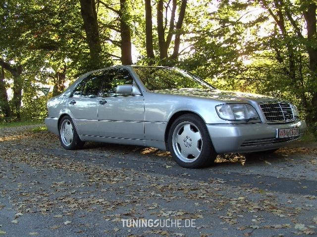 Mercedes Benz S-KLASSE (W140) S 600 S-klasse Bild 53221