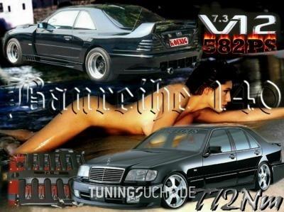 Mercedes Benz S-KLASSE (W140) 05-1994 von Benz-Mafia - Bild 53228