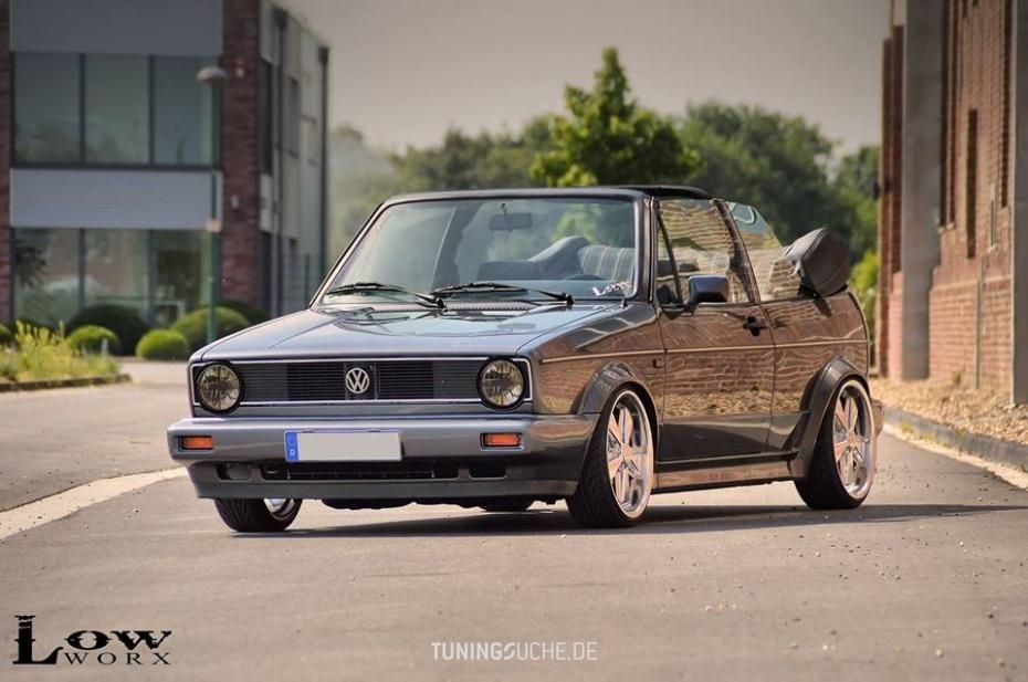 VW GOLF I Cabriolet (155) 1.8 Acapulco Bild 741537