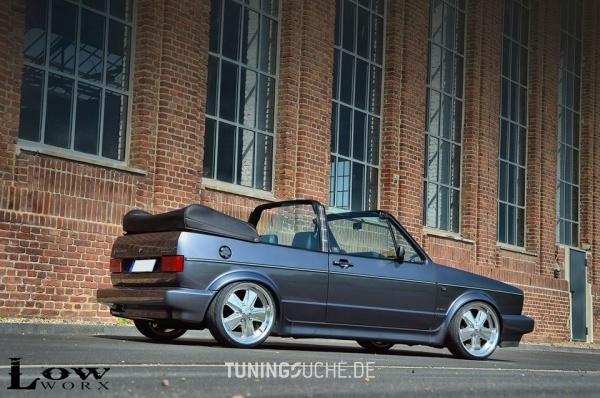 VW GOLF I Cabriolet (155) 06-1993 von thefaSTorange - Bild 741538