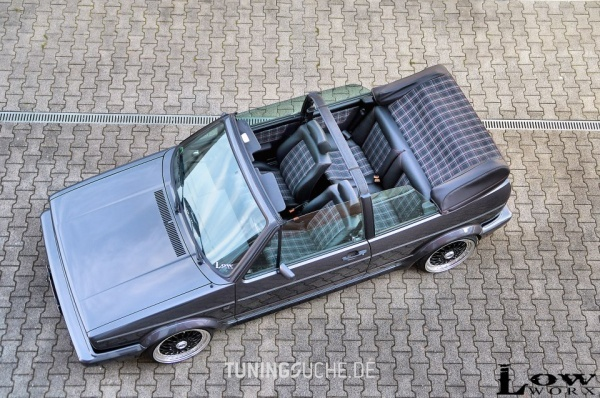 VW GOLF I Cabriolet (155) 06-1993 von thefaSTorange - Bild 741539