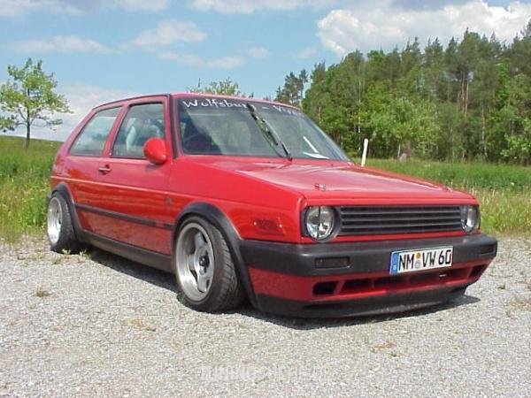 VW GOLF II (19E, 1G1) 01-1991 von golfi_g60 - Bild 53661