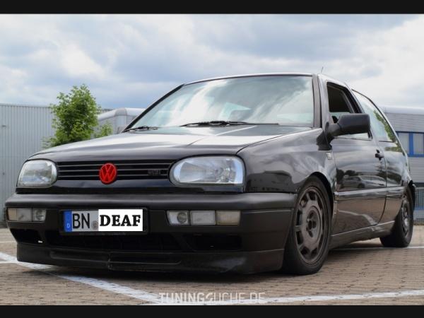 VW GOLF III (1H1) 11-1994 von DMC_PASSI - Bild 742665