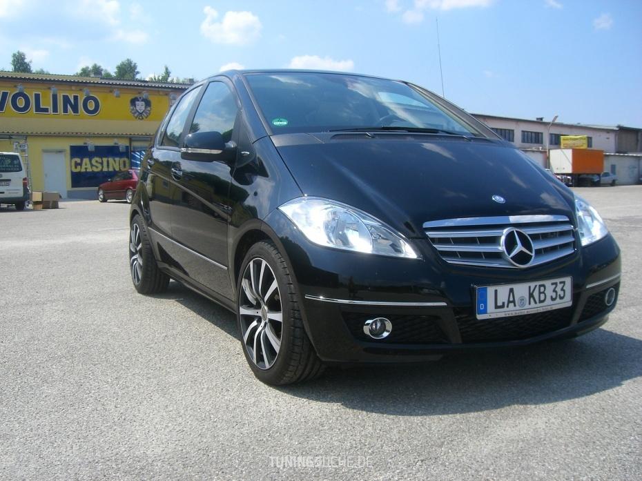 Mercedes Benz A-KLASSE (W169) A 200 TURBO  Bild 744398