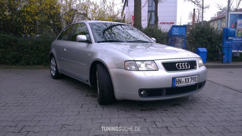 Audi A3 (8L1) S3 quattro  Bild 747226