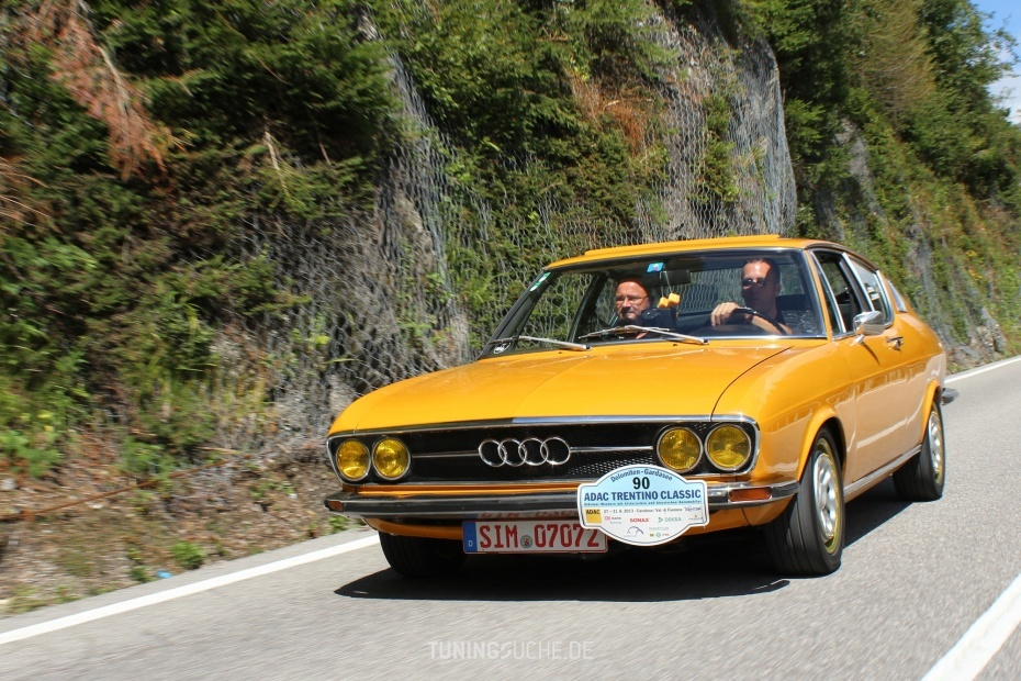 Audi 100 Coupe (C1) 1.9 S Bild 755053
