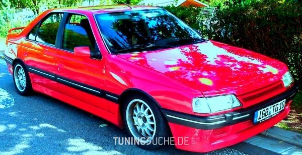 Peugeot 405 II (4B) 08-1992 von Saarkohler - Bild 781639