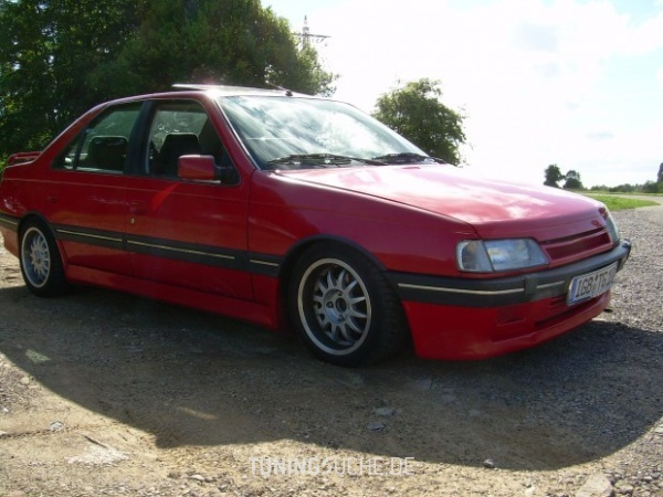 Peugeot 405 II (4B) 08-1992 von Saarkohler - Bild 781641