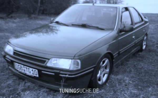 Peugeot 405 II (4B) 08-1992 von Saarkohler - Bild 781968