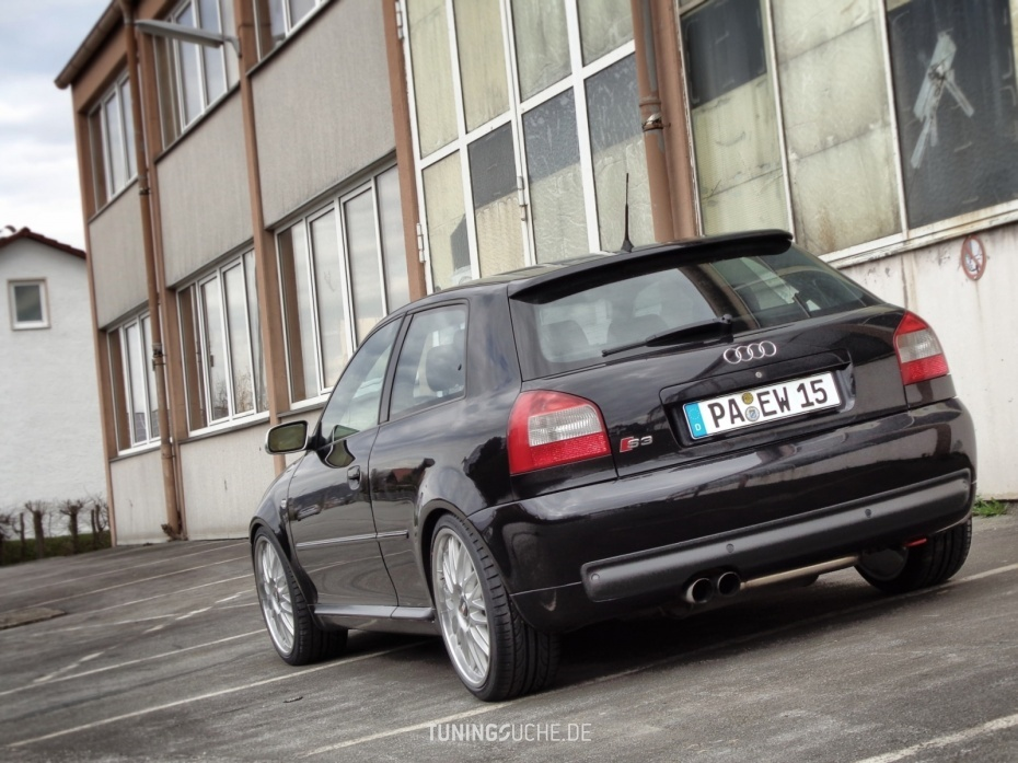 Audi A3 (8L1) S3 quattro  Bild 782144