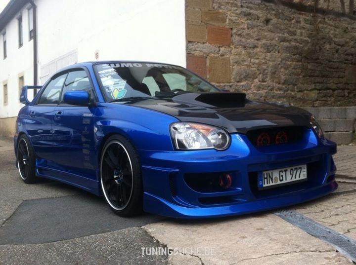 Subaru IMPREZA 2.0 STI Prodrive  Bild 783446