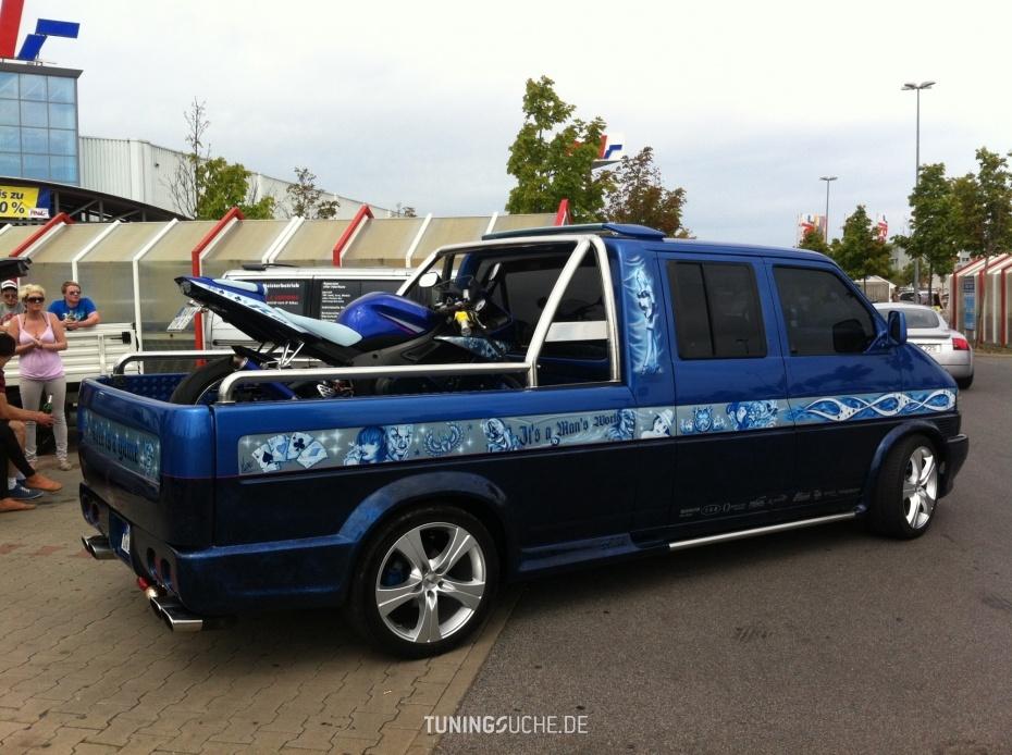 VW TRANSPORTER T4 Bus (70XB, 70XC, 7DB, 7DW) 2.5 TDI  Bild 757606